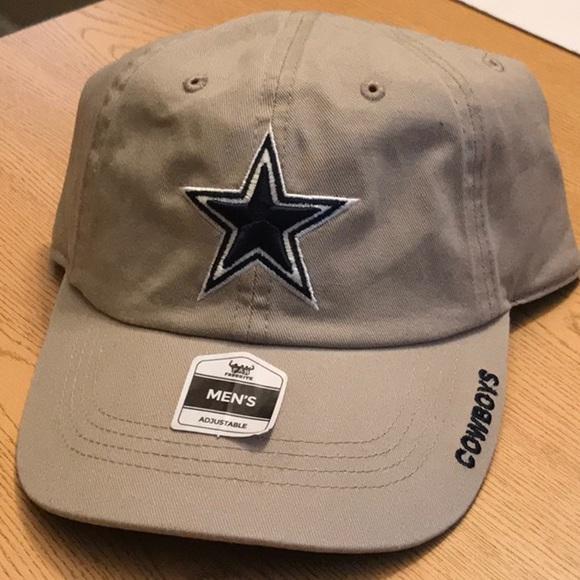 524db3ff8 Dallas Cowboys star America beige hat cap new